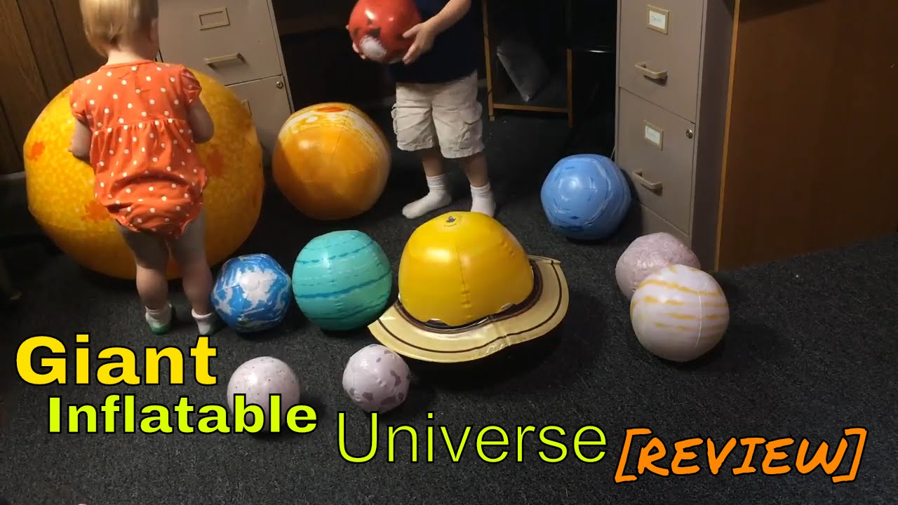 Animals & Nature Learning Resources Giant Inflatable Solar System