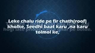☆ Yo Yo Honey Singh   Blue Eyes   Lyrics + Free Mp3 Download   1080p HD 720p