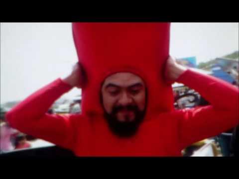 asi se vivio el RED BULL soapbox race MEXICO, 50 mil asistentes.