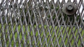 """""""Point Alpha"""" bei Geisa (Rhön) die Deutsche Gedenkstätte an der ehemaligen innerdeutschen Grenze"""