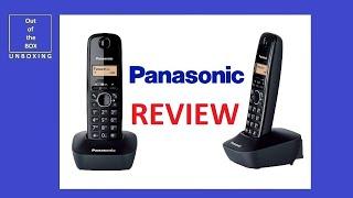 Panasonic KX-TG1611 REVIEW (KX-TG 1611PDH KX-TG 1611GR KX-TG 1611FX KX-TG 1611HG KX-TG 1611PD)