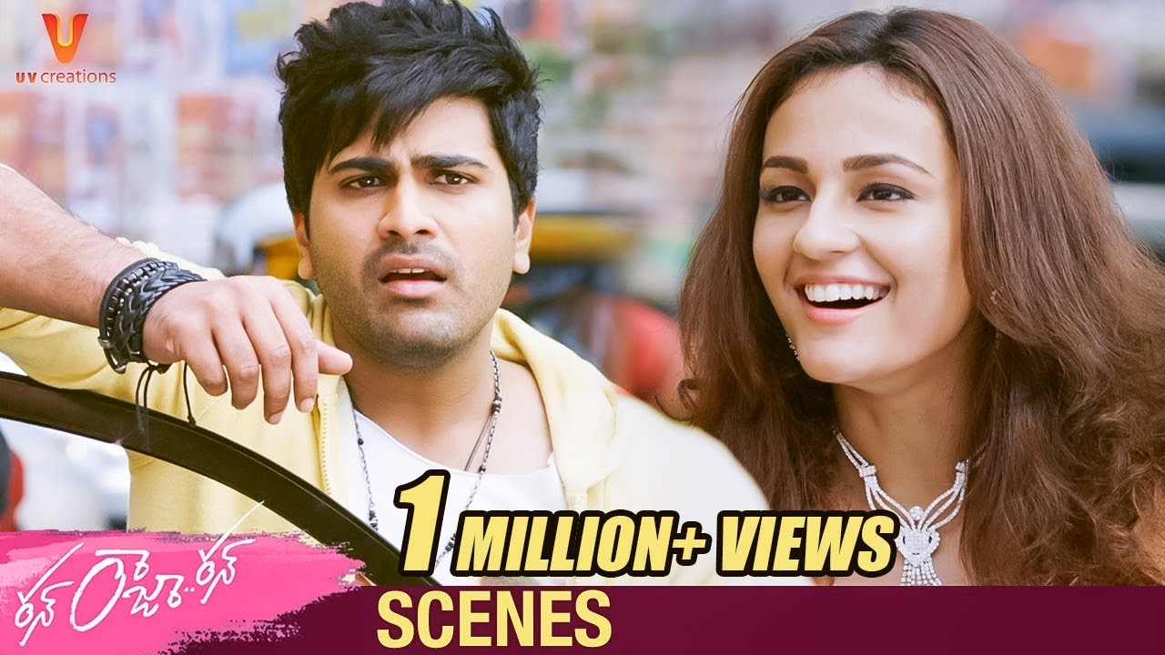 Download Sharwanand Shocked by Seerat Kapoor | Run Raja Run Movie Scenes | Sujeeth | Ghibran | UV Creations