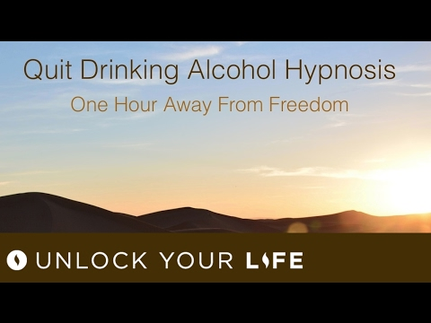Quit Drinking Alcohol Hypnotherapy