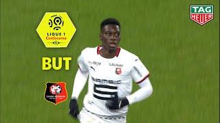 But Ismaila SARR (69') / SM Caen - Stade Rennais FC (1-2)  (SMC-SRFC)/ 2018-19