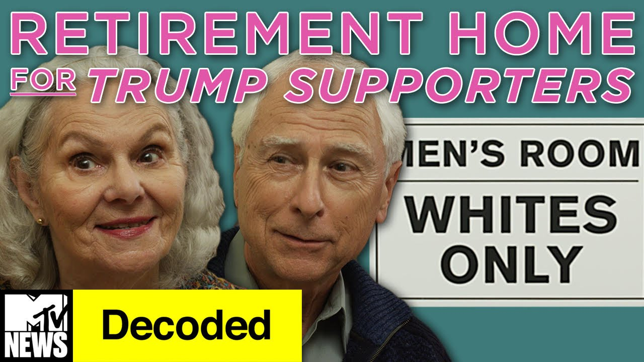 A Retirement Home for Donald Trump Supporters | Decoded | MTV News