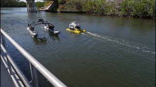 Engineering smarter robotic boats for safer, cheaper work on the water - Science Nation
