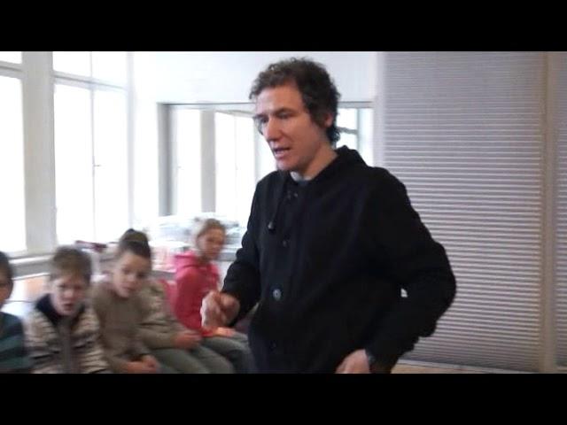 Záznam edukačního programu v Muzeu umění Olomouc Vlastnoruční rukověť | 2012