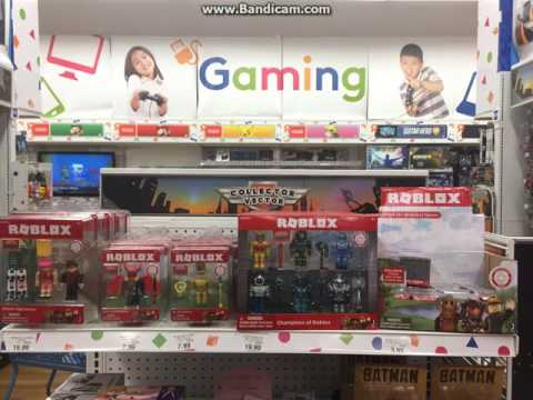 roblox toys at toy r us youtube. Black Bedroom Furniture Sets. Home Design Ideas
