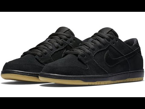 642bb99c89cc Nike SB Dunk Low Pro IW Skate Shoes - Review - The-House.com - YouTube