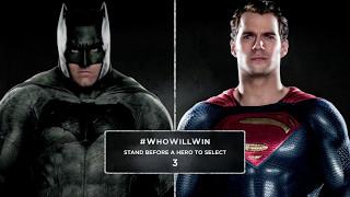 Batman v Superman Experience