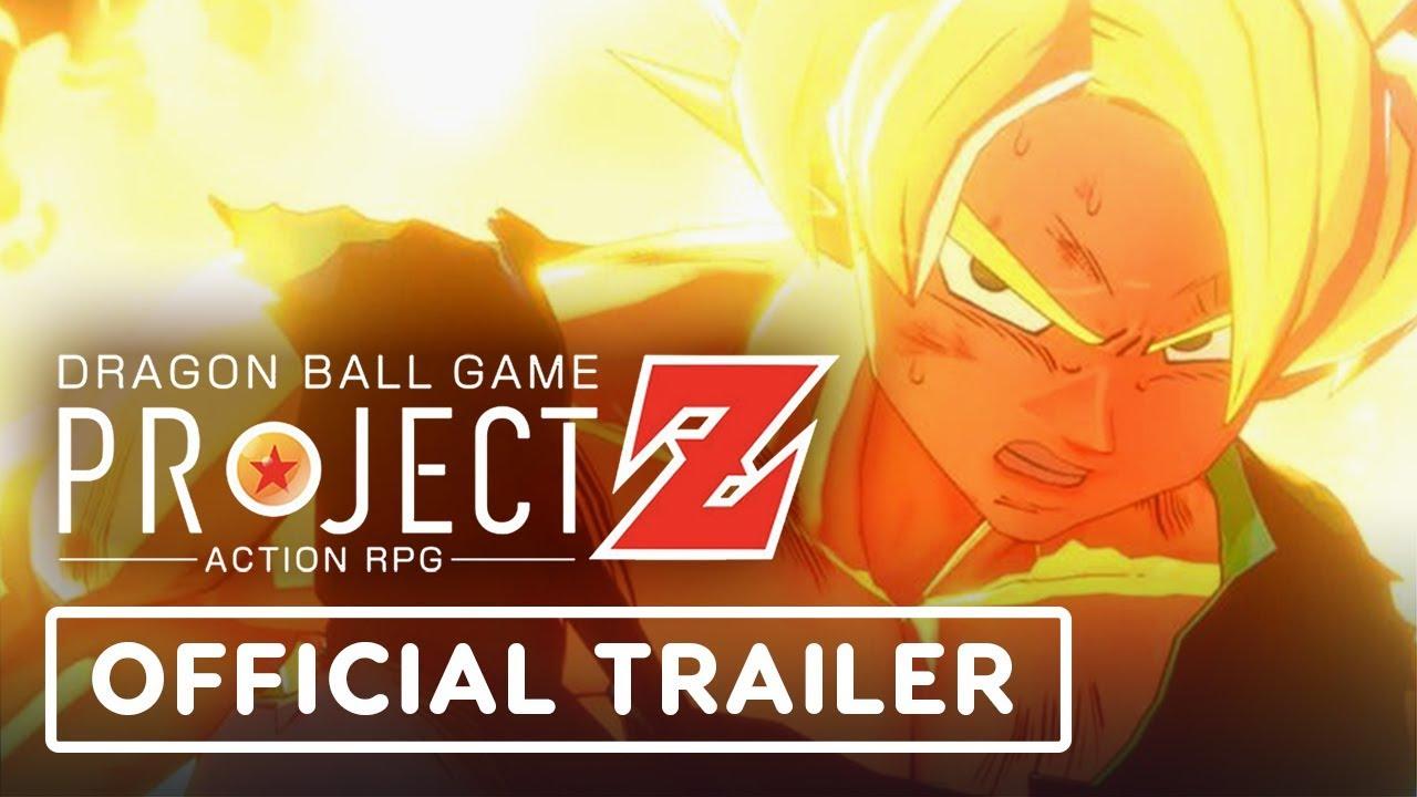 Dragon Ball Spiel Projekt Z Kakarot Gameplay Trailer - E3 2019 + video