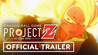Dragon Ball Game Project Z Kakarot Gameplay Trailer - E3 2019