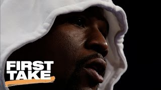 Mayweather Under No Pressure To Sign McGregor Contract? | First Take | May 22, 2017