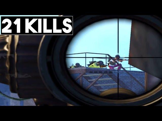 THEY TRIED TO TRICK ME! | 21 KILLS Solo vs Squad | PUBG Mobile