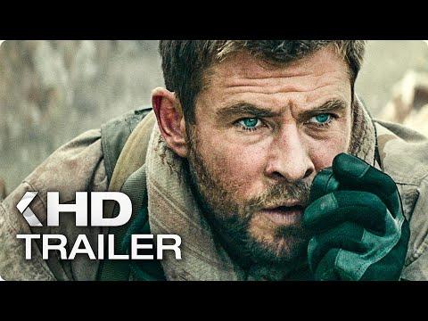 12 STRONG Trailer 2 (2018)