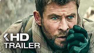 12 STRONG Trailer 2 (2018)