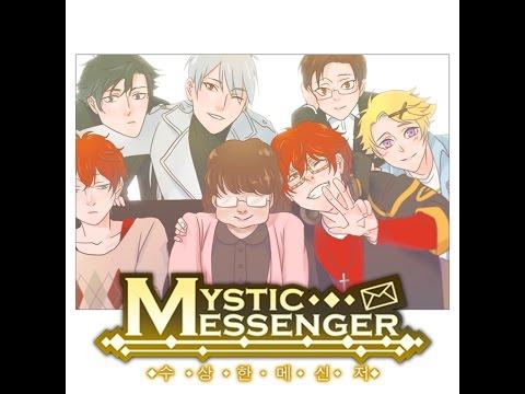 【Mystic Messenger】We Love you