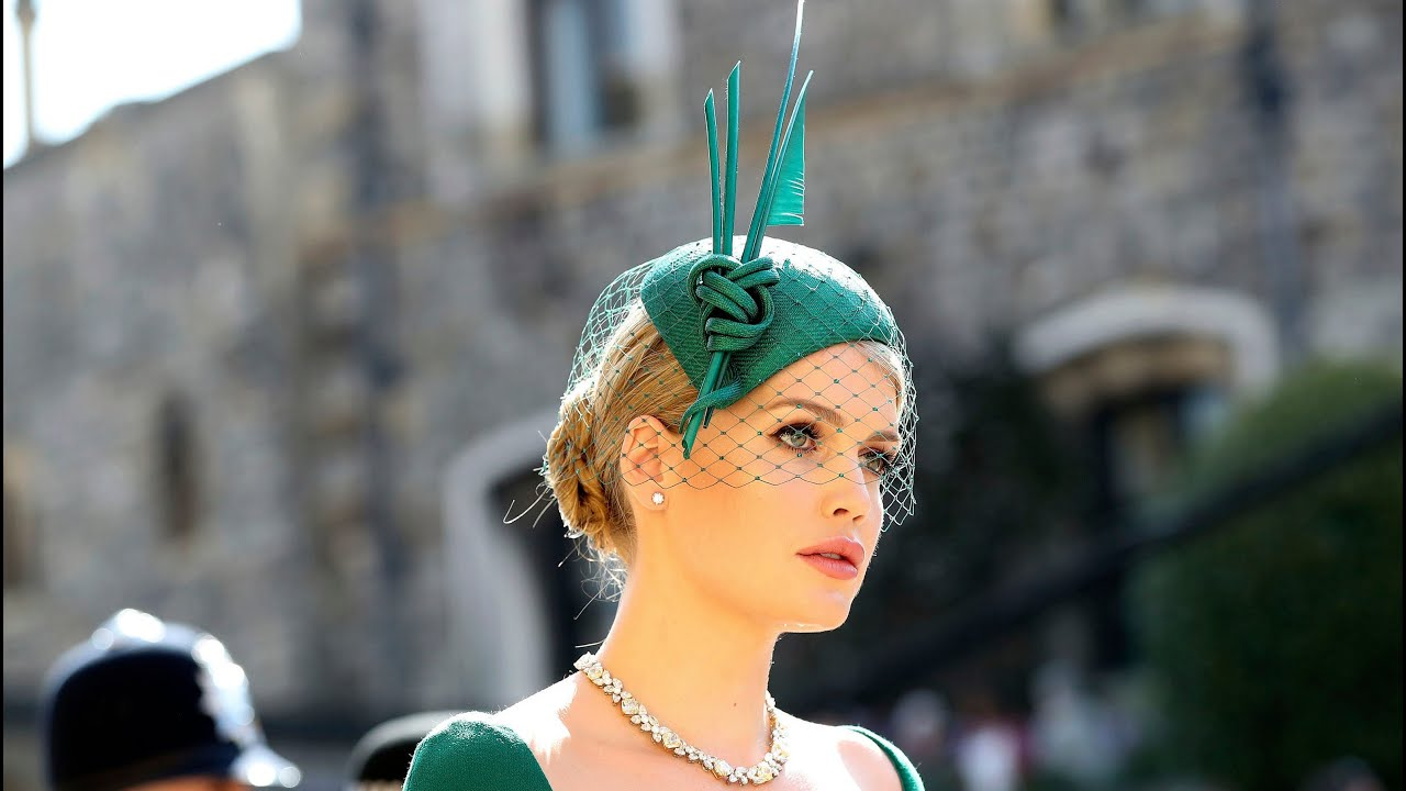 Princess Diana's niece Lady Kitty Spencer stuns in Victorian ...