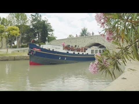 Cruise the Canal du Midi Aboard Hotel Barge Anjodi