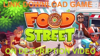 Download Food Street Restaurant Game MOD APK Unlimited Gems No Survey