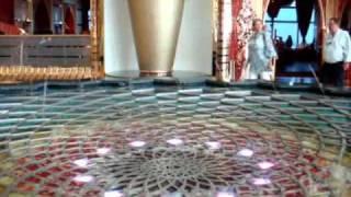 Musical Fountain at Burj Al Arab, Dubai