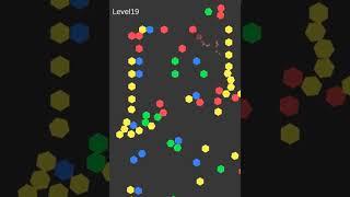 Color Trouble Game Walkthrough