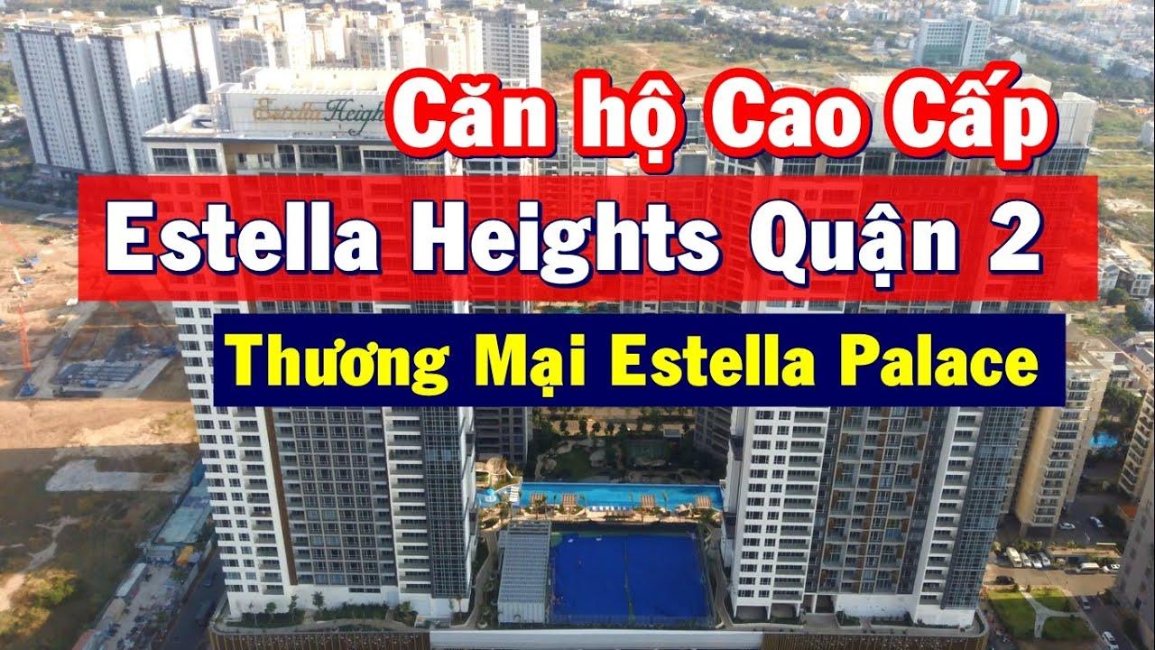 Choáng với Dự án căn hộ Estella và Estella Heights quận 2 của chủ đầu tư Keppel Land