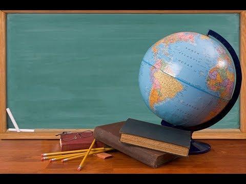 Природные зоны Евразии. География 7 класс.