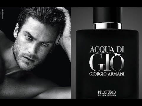 Armani2015Youtube Profumo Giorgio By Acqua Di Gio D2EIH9W