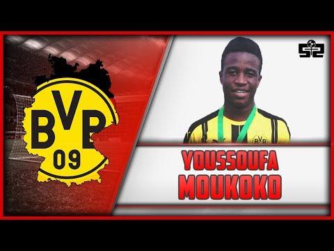 Youssoufa Moukoko | 12 years old sensation | Goals & Skills | Borussia Dortmund - 2017 Review HD