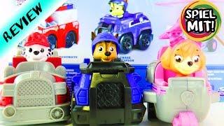 PAW PATROL deutsch NickelodeonRacers- coole Hunde Rettungskräfte | Feuerwehr, Polizei,Luftrettung