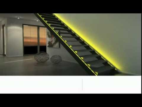 Fita de led rgb escada youtube - Tiras de led ikea ...