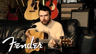 "Say Anything's Max Bemis Performs ""I Want To Know Your Plans"" 