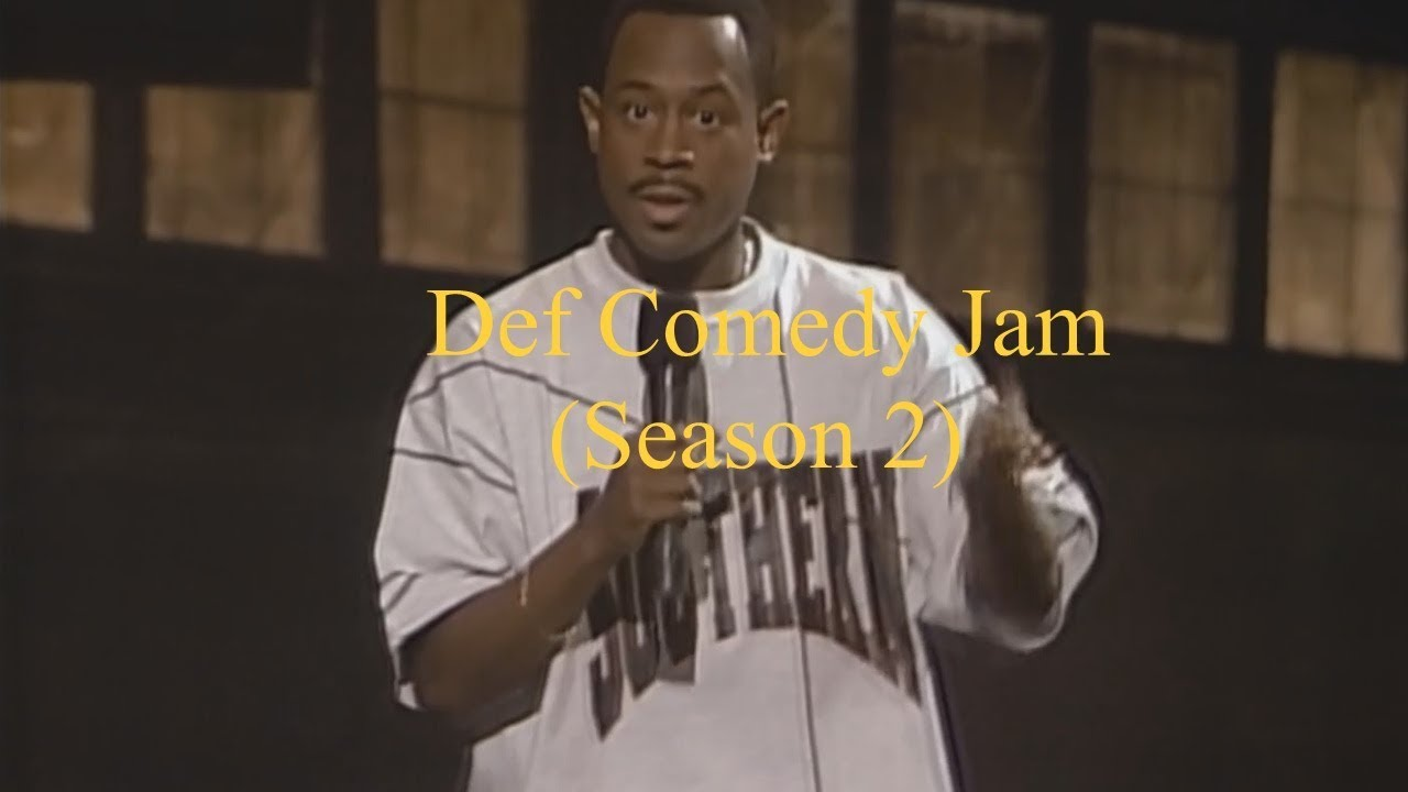 Def Comedy Jam (Season 2) Part 2