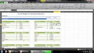 كيفية إنشاء الجداول و تنسيق جدول البيانات الخاص بك باستخدام الموضوعات في Excel