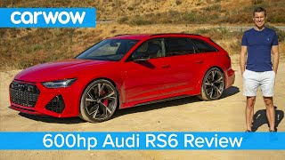 Audi RS6 2020 REVIEW - see why I prefer it to an M5 and E63!