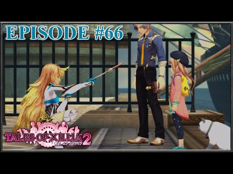 Tales Of Xillia 2 - Elle's Mourning, Marcus' Rejection - Episode 66