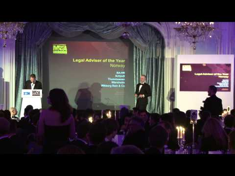 Schjodt - Norway Legal Adviser of the Year