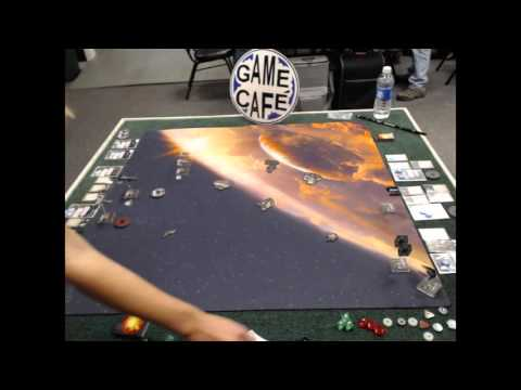 Star Wars X-Wing Miniatures Game Cafe Learner Game