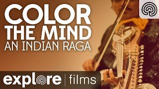 Color the Mind: An Indian Raga