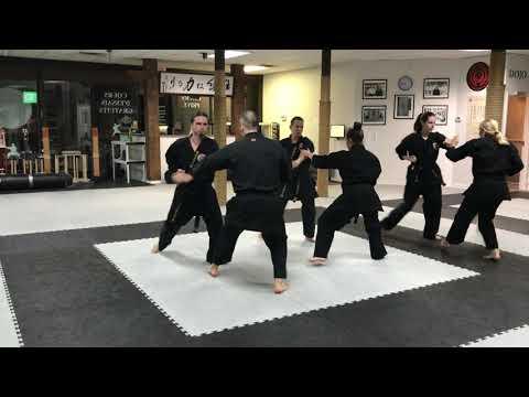 Karate Kihon-kumite
