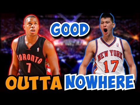 10 NBA Players who became GOOD out of NOWHERE!