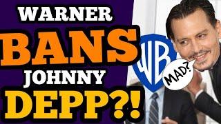 Warner BANS Depp as Fantastic Beast 3 FALTERS! SO DESPERATE!