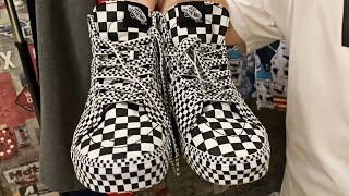 МОИ НОВЫЕ КЕДЫ VANS! Обзор коллекции моих кроссовок!