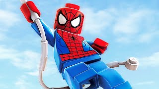 тОП 10 Персонажей - LEGO Marvel Super Heroes