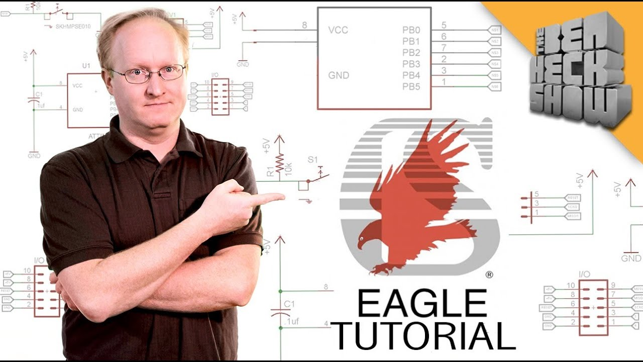Getting Started With Cadsoft Eagle How Does A Printed Circuit Board Work Ehow Uk