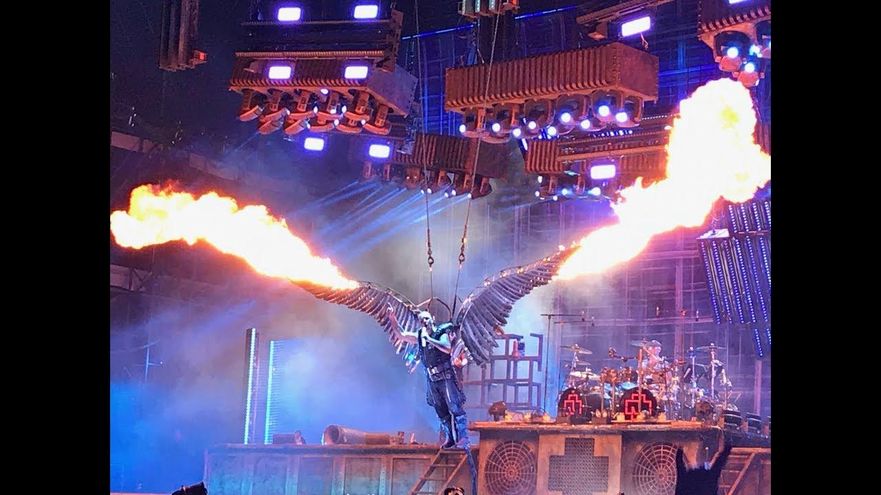 Rammstein Konzert 2019