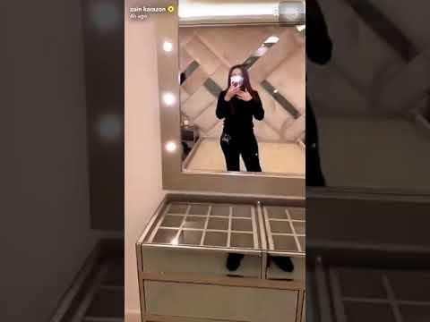 شاهد ديكور منزل زين كارزون الجديد روعه Zain Karazon Youtube