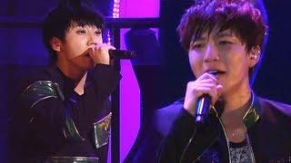 140725 Spring Rain + Come Back To Me - U-KISS (Live In Nakano Sun Plaza)