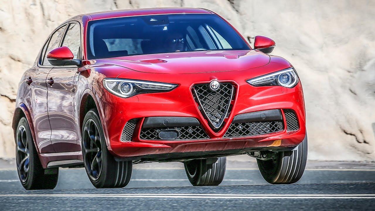 Alfa Romeo Stelvio Quadrifoglio 2020 A Kind Of Ferrari Suv Youtube